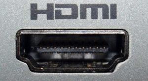 HDMI poort